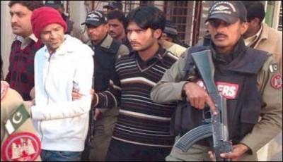 Imran Farooq Murder Case, Accused