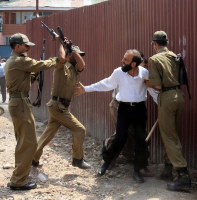 Indian Army Terrorism
