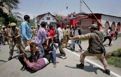 Indian Army Injustice in kashmir
