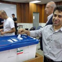 Iran Parliamentary Elections