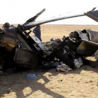 Iraq Helicopter Destroy