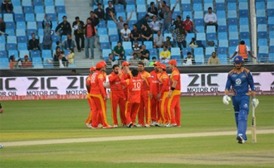 Islamabad United Beat Karachi Kings