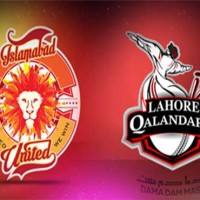 Islamabad United and Lahore Qalandar