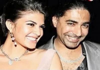Jacqueline Fernandez with Bahraini prince Sheikh Hassan