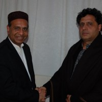 Javeed Azeemi and Amir Naqvi
