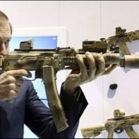 Kalashnikov 3d parts