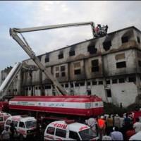 Karachi Baldia Fire