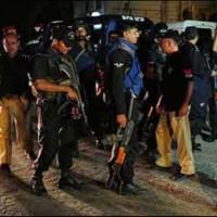 Karachi Lyari Police Operation
