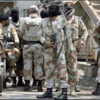 Karachi Sindh Rangers