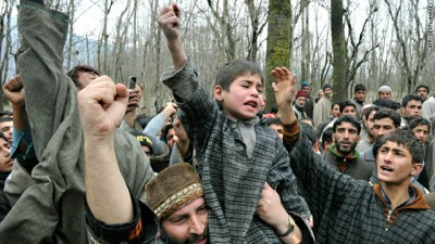Kashmir Freedom Protest