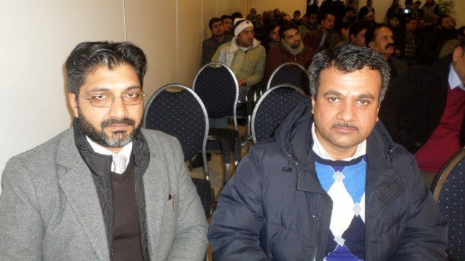Kashmir Solidarity Day Conference