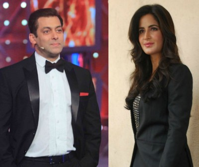 Katrina Kaif and Sulman Khan