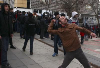 Kosovo Protests
