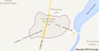 Kotla Arab Ali Khan