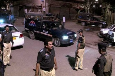 Lahore Police