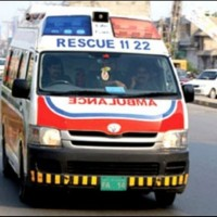 Lahore Roof Collapse Girl Dead