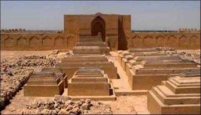 Makli Grave yard Pakistan