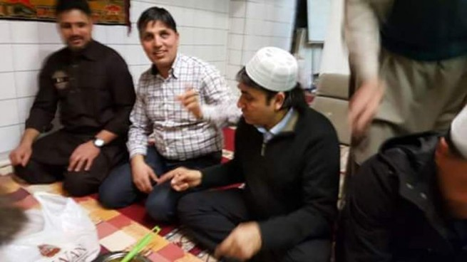 Mosque Alblal Vienna Zikar Mahfil