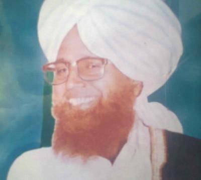 Mufti Mohammad Abdullah Qadri Ashrafi
