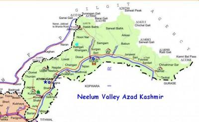 Neelum Azad Kashmir