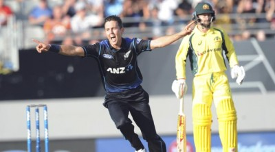 New Zealand Australia 1st ODI