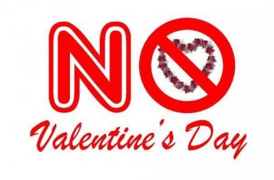 No Valentine Day