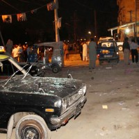 North Nazimabad Bomb Attack