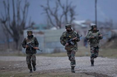 Occupied Kashmir Indian Army