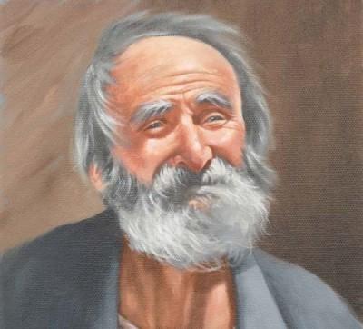 Oldman Pakistani