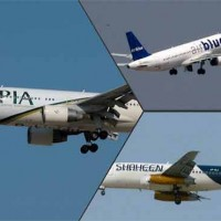 PIA,Shaheen,Air Blue Planes