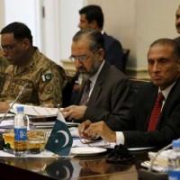 Pak Afghan Negotiation