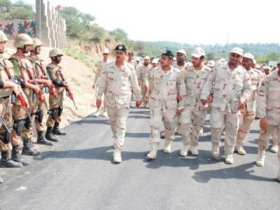 Pak-Saudi Joint Military Exercises