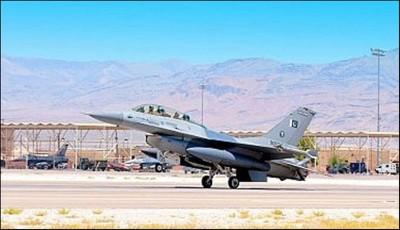 Pakistan USA F16