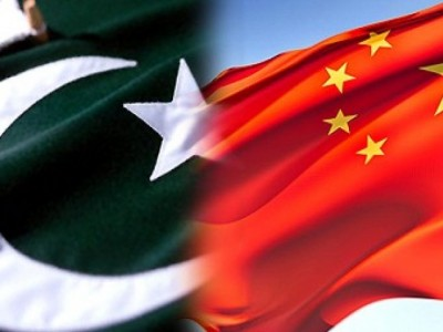 Pakistan and China