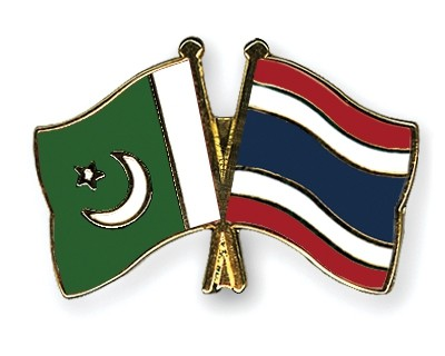 Pakistan and Thailand