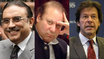 Pakistan leaders