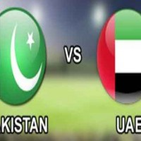 Pakistan vs UAE
