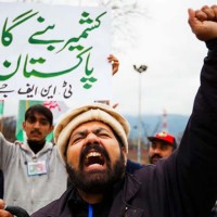 Pakistani People Support kashmir