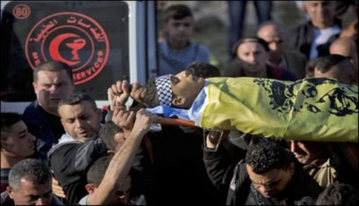 Palestinians killed