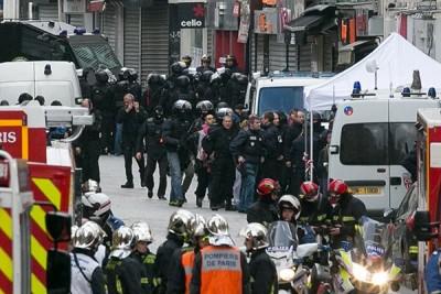 Paris Attack
