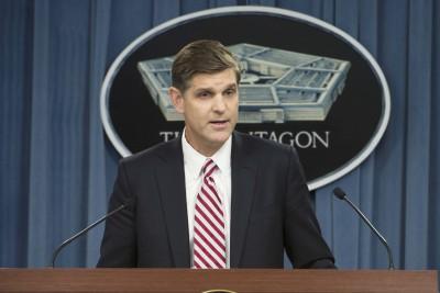 Peter Cook press briefing