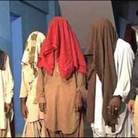 Peshawar 4 Arrest