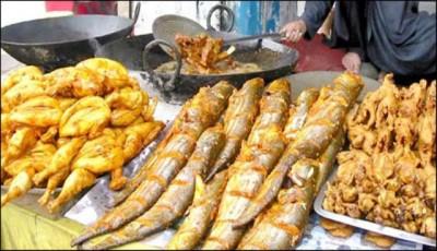 Peshawar Fish