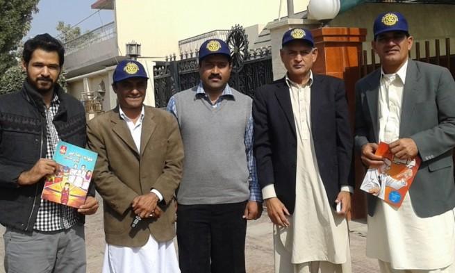 Polio Awareness Campaign