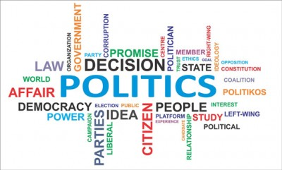 Politics, power and Authority