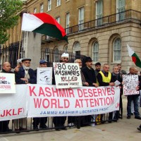 Protest For Kashmir