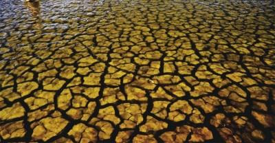 Rain on Dry Earth