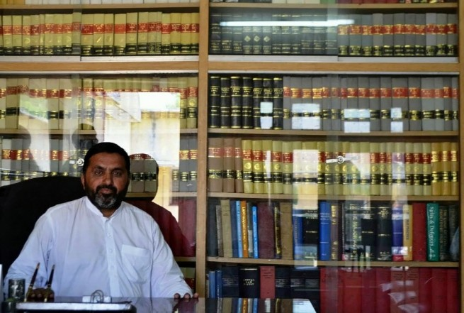 Raja Sultan Anwar us Saqlain, Advocate Supreme Court