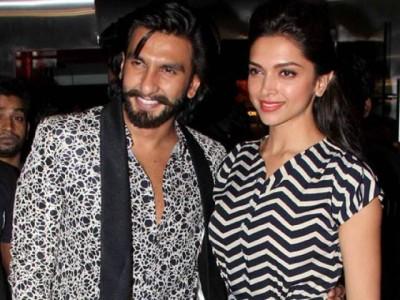 Ranbir Singh and Deepika