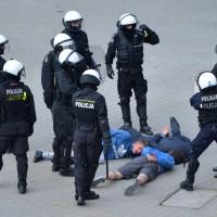 Russia Police Arrest